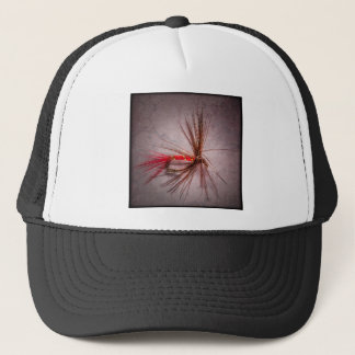 Fishing Fly Trucker Hat