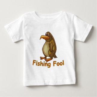 Fishing Fool Baby T-Shirt