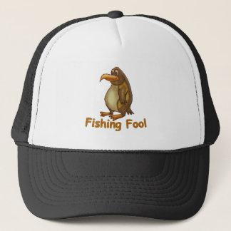 Fishing Fool Trucker Hat