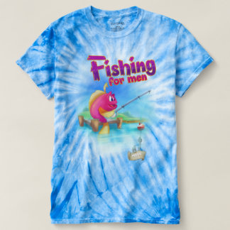 Fishing for men Mark 1:17 T-shirt