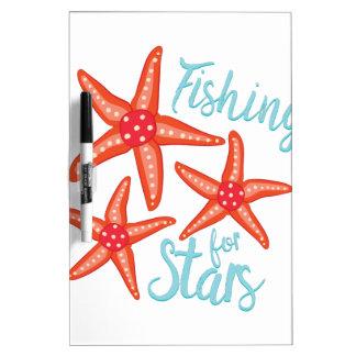 Fishing For Stars Dry Erase Whiteboards