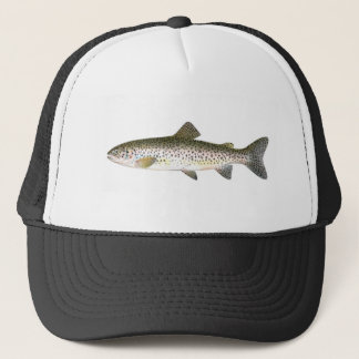 Fishing hat - Salmon Trout Fish