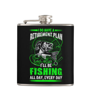 Fishing Hip Flask