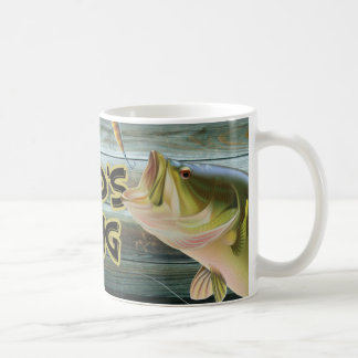 Fishing Hobby Dad's Mug Father's Day or Birthday