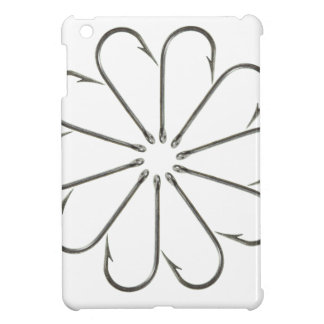 Fishing Hook Flower iPad Mini Cases