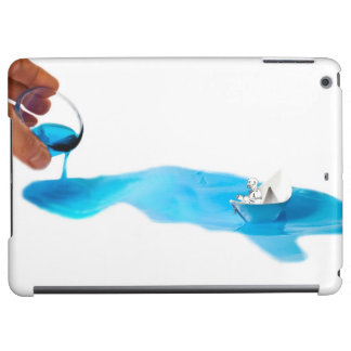 Fishing in a sea of ink iPad air covers