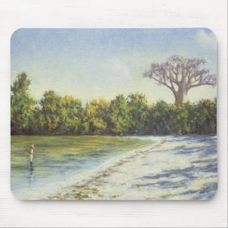 Fishing in Africa 1996 Mouse Pad