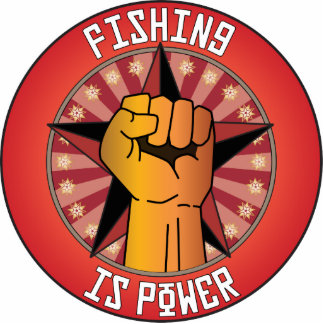 Fishing Is Power Cut Out