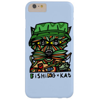 """""""Fishing Kat"""" Apple & Samsung Phone Case"""