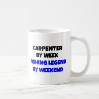 Fishing Legend Carpenter Coffee Mug