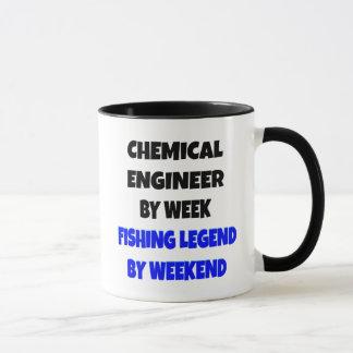 Fishing Legend Chemical Engineer Mug