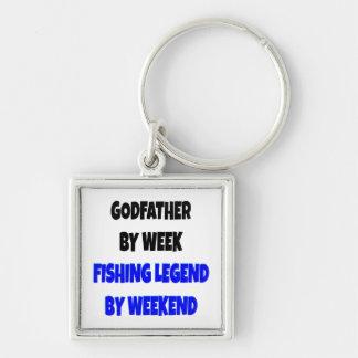 Fishing Legend Godfather Key Chains