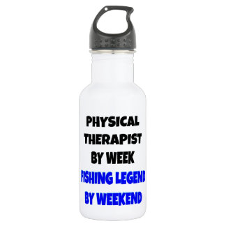 Fishing Legend Physical Therapist 532 Ml Water Bottle