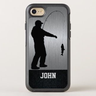 Fishing Men's Name Phone Case