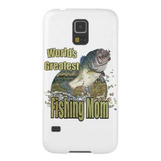 Fishing Mom Galaxy S5 Cover