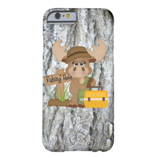 Fishing Moose iPhone 6/6s barely there case