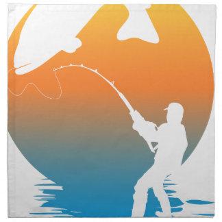 Fishing Napkin