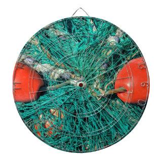 Fishing Net Dartboard
