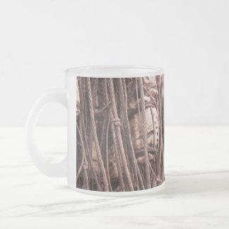 Fishing net mug