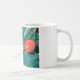Fishing Net Coffee Mugs