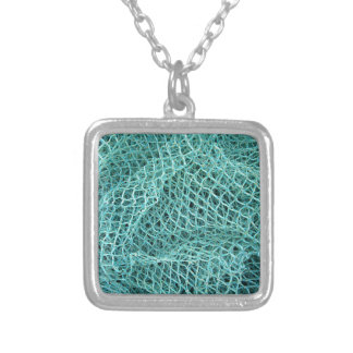 Fishing Net Personalized Necklace