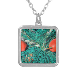 Fishing Net Necklaces