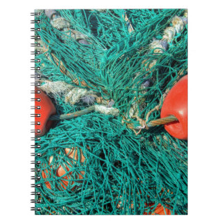 Fishing Net Notebooks