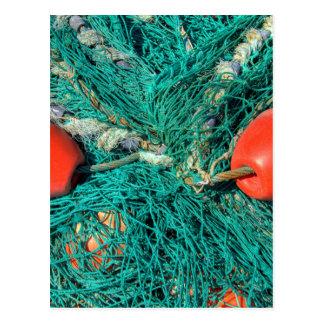 Fishing Net Postcard