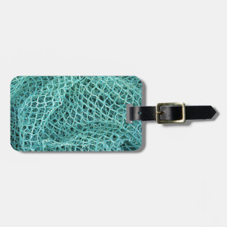 Fishing Net Travel Bag Tag