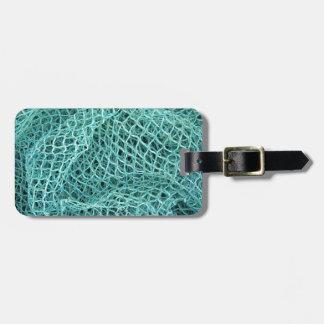 Fishing Net Travel Bag Tag