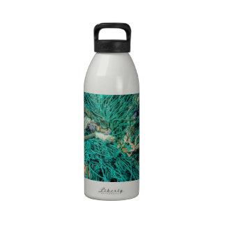 Fishing Net Reusable Water Bottle