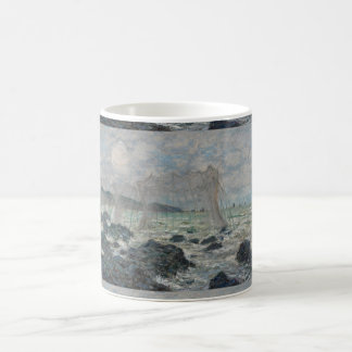Fishing Nets at Pourville by Claude Monet Mug
