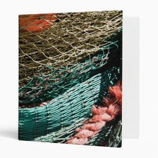 Fishing nets binders