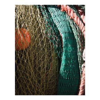 Fishing nets flyer