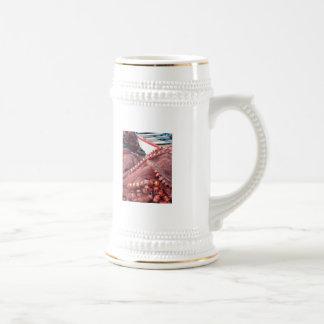 Fishing nets coffee mug