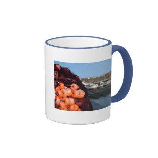 Fishing nets mugs