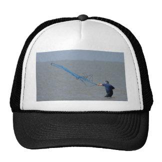 Fishing Nets Ocean Trucker Hat