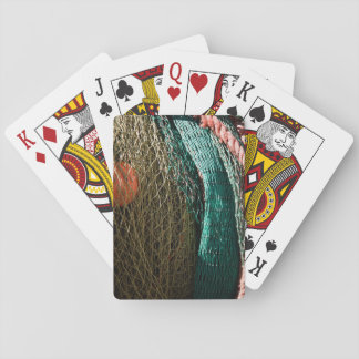 Fishing nets deck of cards