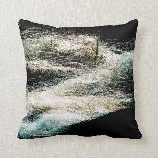 Fishing Nets Throw Pillows
