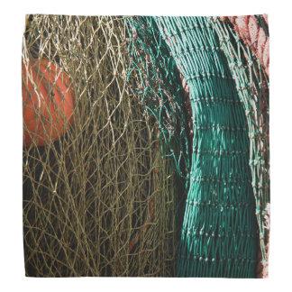 Fishing nets kerchief
