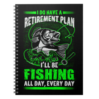 Fishing Note Books