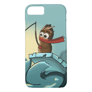Fishing on the ice iPhone 7 case