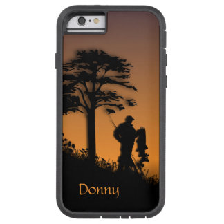 Fishing Personalized Tough Xtreme iPhone 6 Case