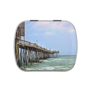 Fishing Pier by Shirley Taylor