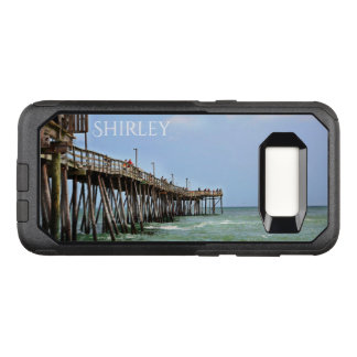 Fishing Pier by Shirley Taylor OtterBox Commuter Samsung Galaxy S8 Case