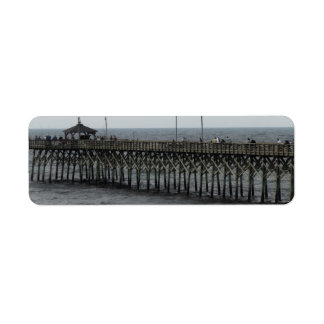 Fishing Pier - Oak Island, North Carolina