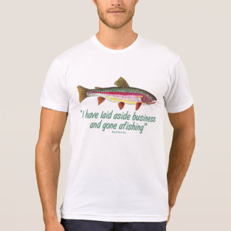 Fishing Quote T-shirts