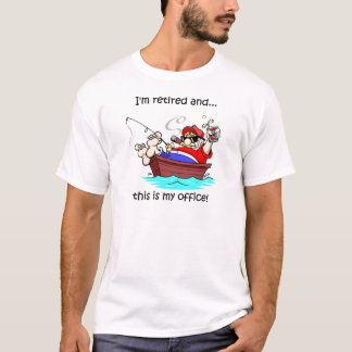 Fishing retirement T-Shirt