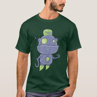 Fishing Robot T-Shirt