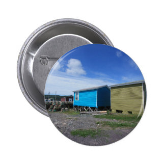 Fishing Sheds 2 Inch Round Button